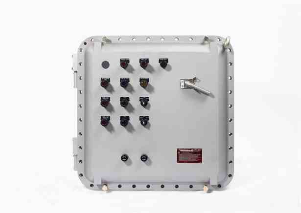 Adalet XCE/X-121208  Flameproof Control Enclosures