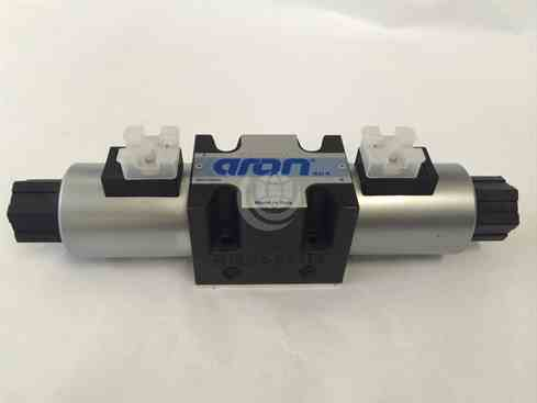 Aron ADB5E01CW002 ADB5E Cetop 05 valve 4/3 DC Coil