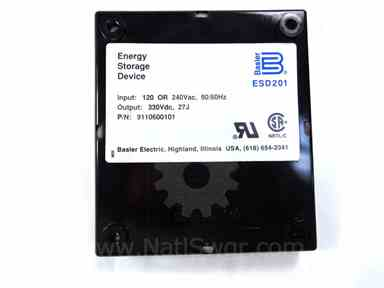 Basler ESD-202  Energy Storage Device