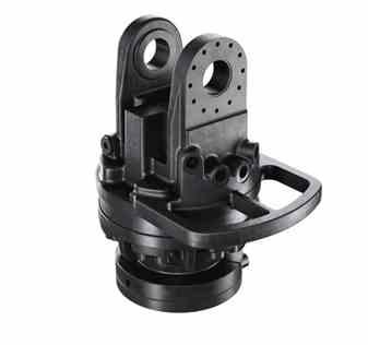 Black Bruin BBR 15F Hydraulic Rotator