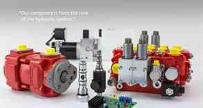 BUCHER QXM33-016N Internal Gear Motor