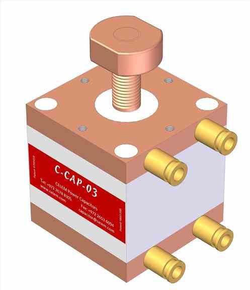 Celem C - CAP 03  Capacitor