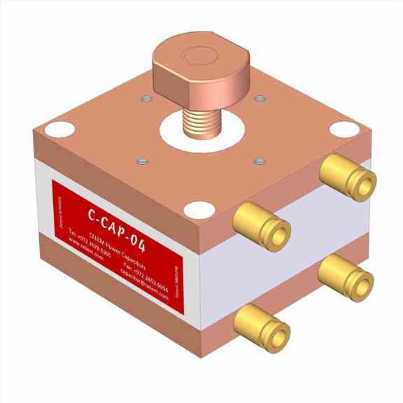 Celem C - CAP 04  Capacitor