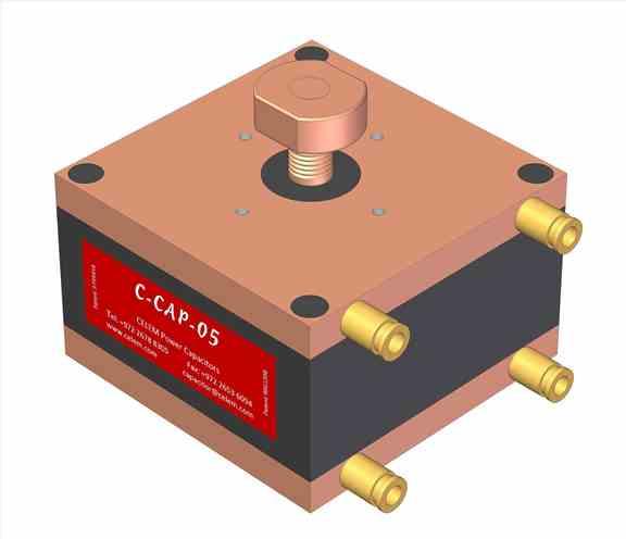 Celem C - CAP 05  Capacitor