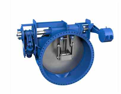 CMO Serie MP  Butterfly Valve