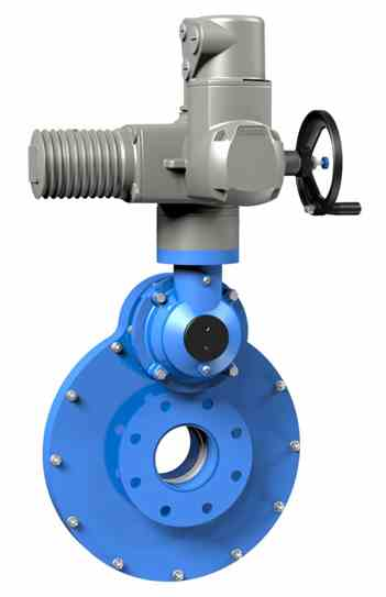 CMO Serie VD  Damper Diaphragm Valve for Air/Gas
