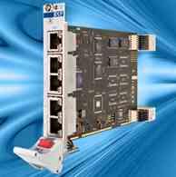 EKF SL4-TUBA CompactPCI Serial • 20-Port Gigabit Ethernet Switch