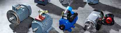 Elmot Schaefer ES HO3 355 LY4  Motor