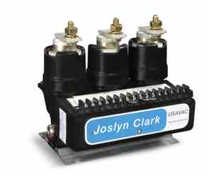 Joslyn Clark Controls VC Series  Low & Medium Voltage Vacuum Contactor