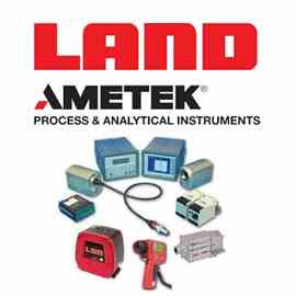 Land Ametek SD - Blast Furnace Stove Dome