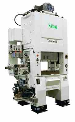Nidec ANEX II Series High Speed, Precision, Automatic Presses  Press Machine
