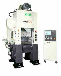 Nidec FENIX Series High Speed, Precision, Automatic Presses  Press Machine