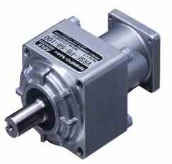 Nidec VRSF Series  Able Series (Co-Axial Shaft) Speed Reducer