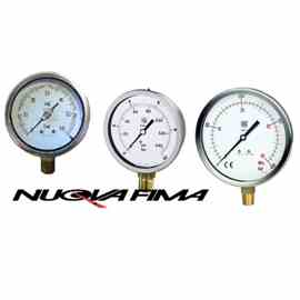 Nuovafima TCE DN100 ATFZ 51 M thermometers with electric contacts