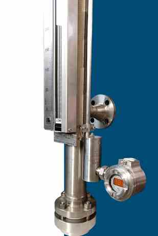 Officine Orobiche MD Series  Magnetostrictive  Level Transmitter