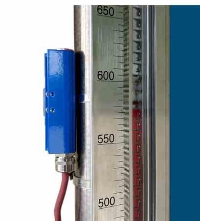 Officine Orobiche T25 XI INOX  Magnetic Level Alarm