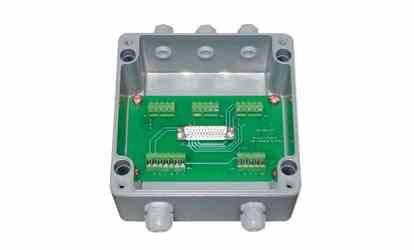 Pavone Sistemi CGS4-C  Junction Box