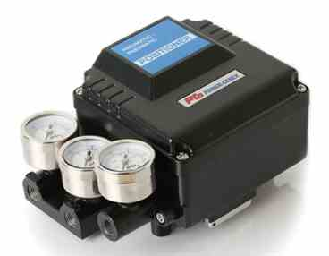 Power Genex PPR  Pneumatic -Pneumatic Positioner