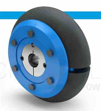 Reich Multi Cross Rillo  Highly Flexible Tyre Coupling