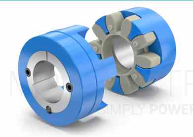 Reich Multi Mont Astra  Flexible Claw Coupling