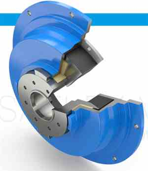 Reich Type AC-VSK...F1  ARCUSAFLEX-VSK Highly Flexible Coupling
