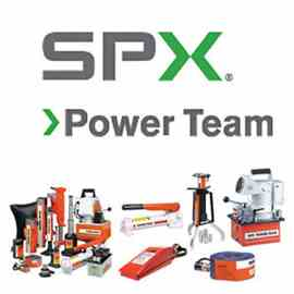Spx Power Team PH503 3 50 TON W/ ACCES Puller