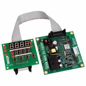 Tempco MODEL TBC-41 TEMPERATURE CONTROLLER