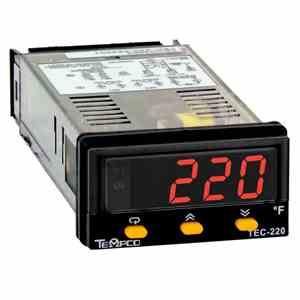 Tempco MODEL TEC-220 TEMPERATURE CONTROLLER