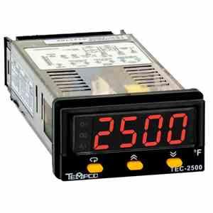Tempco MODEL TEC-2500 TEMPERATURE CONTROLLER