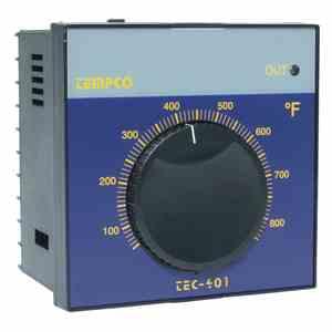 Tempco MODEL TEC-401 TEMPERATURE CONTROLLER