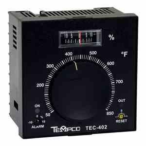 Tempco MODEL TEC-402 TEMPERATURE CONTROLLER