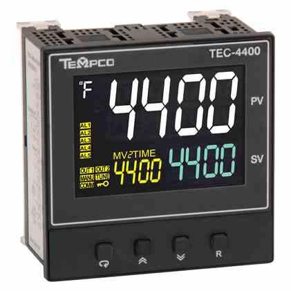 Tempco MODEL TEC-4400 TEMPERATURE CONTROLLER