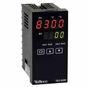 Tempco MODEL TEC-8300 TEMPERATURE CONTROLLER