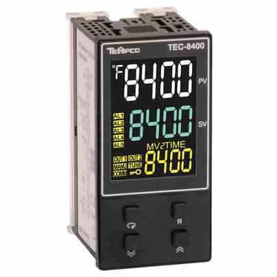 Tempco MODEL TEC-8400 TEMPERATURE CONTROLLER