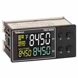 Tempco MODEL TEC-8450 TEMPERATURE CONTROLLER