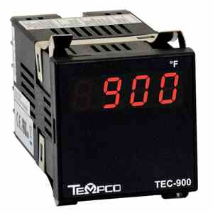 Tempco MODEL TEC-900 TEMPERATURE CONTROLLER