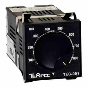 Tempco MODEL TEC-901 TEMPERATURE CONTROLLER