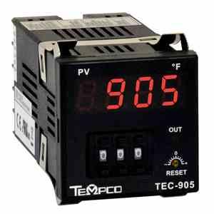 Tempco MODEL TEC-905 TEMPERATURE CONTROLLER