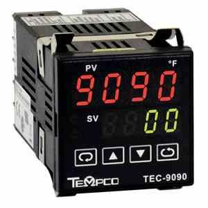Tempco MODEL TEC-9090 TEMPERATURE CONTROLLER