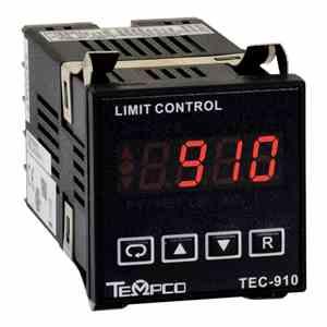 Tempco MODEL TEC-910 TEMPERATURE CONTROLLER