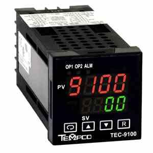 Tempco MODEL TEC-9100 TEMPERATURE CONTROLLER