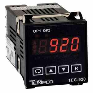 Tempco MODEL TEC-920 TEMPERATURE CONTROLLER