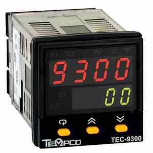 Tempco MODEL TEC-9300 TEMPERATURE CONTROLLER