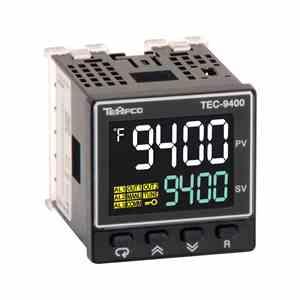 Tempco MODEL TEC-9400 TEMPERATURE CONTROLLER