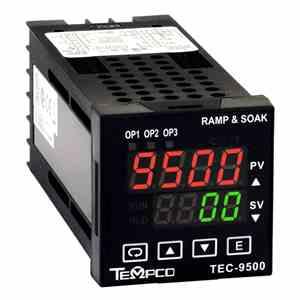 Tempco MODEL TEC-9500 TEMPERATURE CONTROLLER