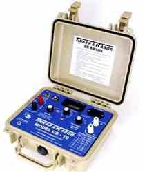 Tinker Rasor CS-10  Portable Current Supply