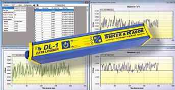 Tinker Rasor DL-1  Data Logger
