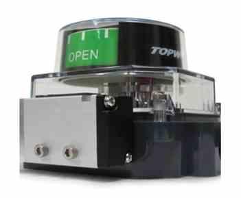 Topworx TVA-M2WGNCM - NAMUR 304 SS Shaft, M20 Resin Conduit, Silicone O-Rings, TVA Series Valve Controller