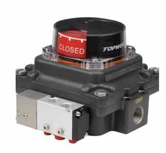 Topworx TXP-E20GNMM - M20, 304 Stainless Steel Shaft, Aluminium, T Series Valve Controller