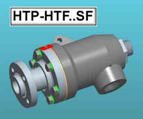 Turian HTP-15-SF-5276-C  ROTATING JOINT FOR STEAM AND DIATERMIC OIL